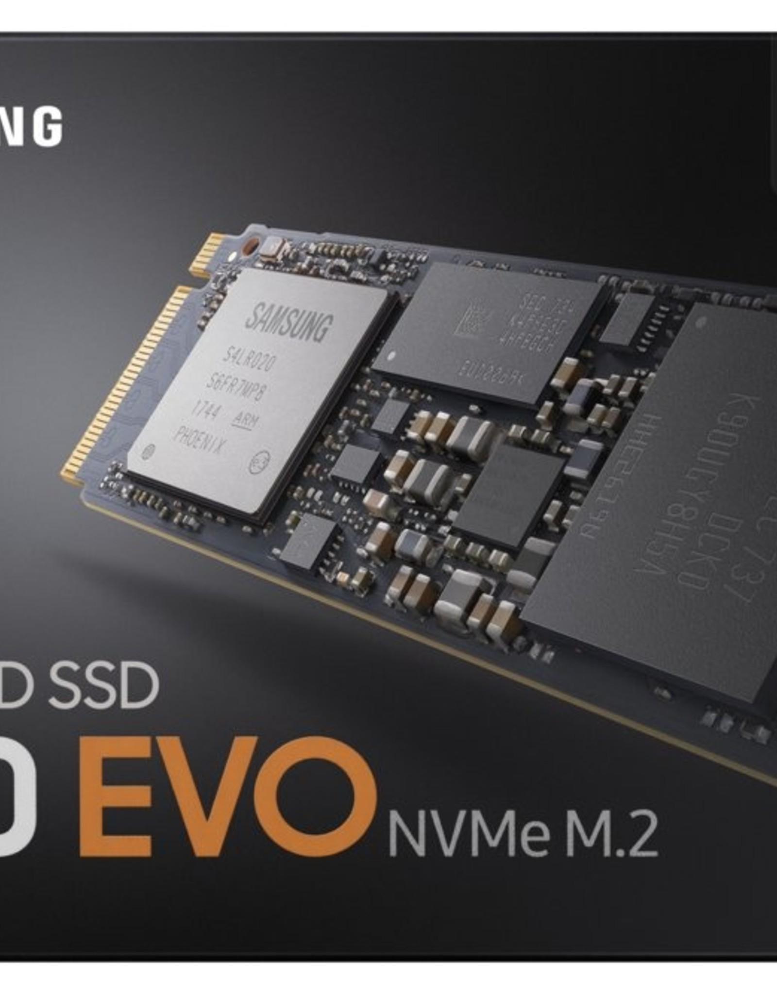SSD  970 EVO M.2 1TB PCI Express 3.0 V-NAND MLC NVMe