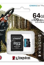 Technology Canvas Go! Plus flashgeheugen 64 GB Micr