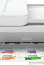 HP DeskJet Plus 4120 AIO / WiFi / Auto Doc Invoer / Wit