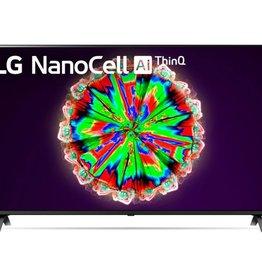 "LG NanoCell 49NANO80 124,5 cm (49"") 4K Ultra HD Smart TV Wi-Fi Titanium"
