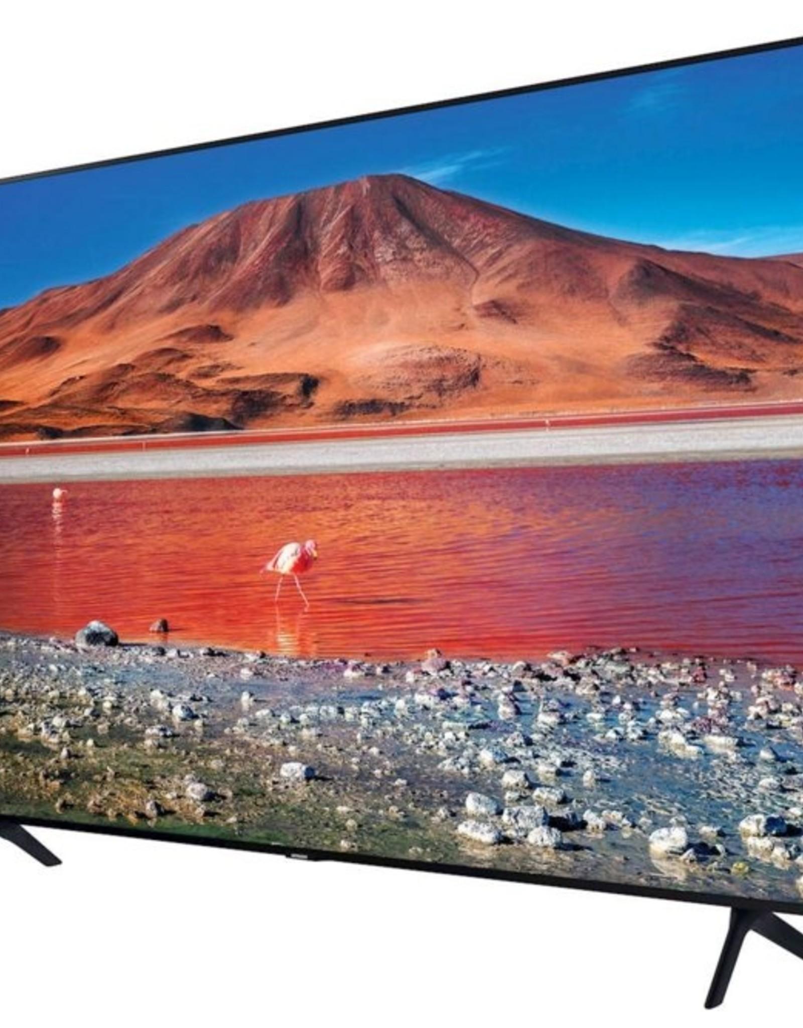 TV / 55inch / 4K Ultra HD / Smart / Black