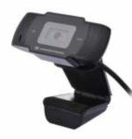 Conceptronic AMDIS 720P HD with Microphone webcam 1280 x 720 Pixels USB 2.0 Zwart