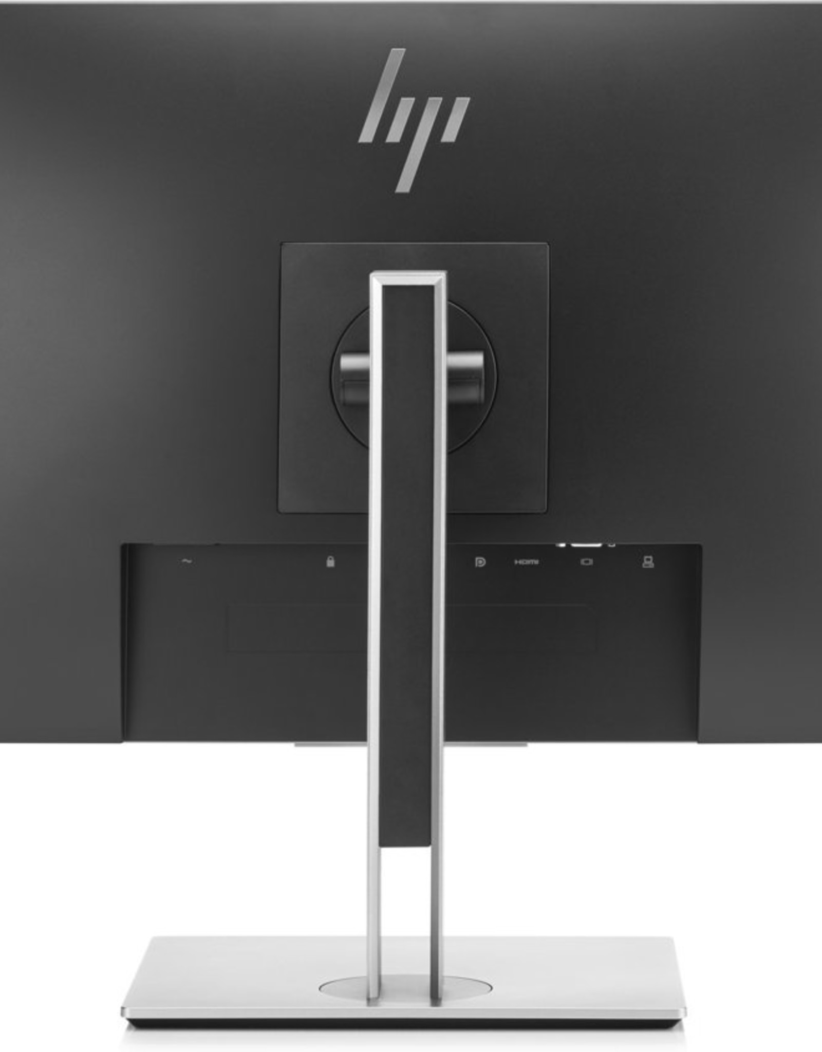 MON HP EliteDisplay E273q 27inch Quad HD LED Zwart, Zilver