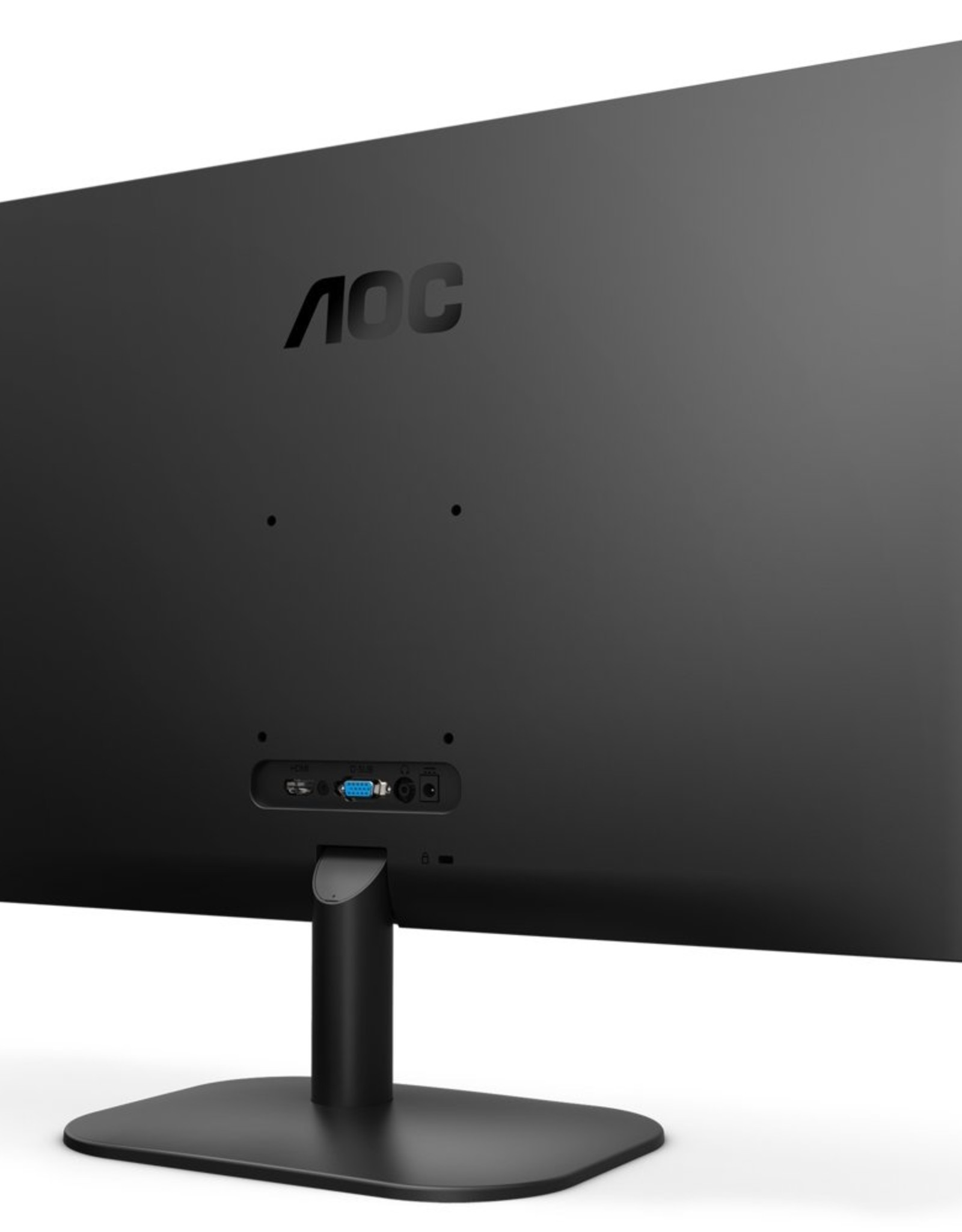 Mon  23.8 F-HD / Borderless / HDMI / VGA / Black