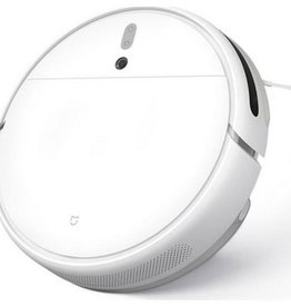 Saugroboter Mi Mop white robotstofzuiger Wit 0,6 l