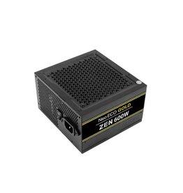 NE600G Zen power supply unit 600 W ATX Zwart