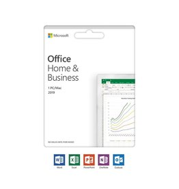 Office 2019 Home & Business Volledig 1 licentie(s) /UK/ Multi Language