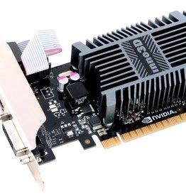N710-1SDV-D3BX videokaart GeForce GT 710 1 GB GDDR3