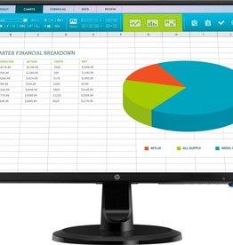 HP N246v 23.6 Full HD / LED / DVI / HDMI / VGA