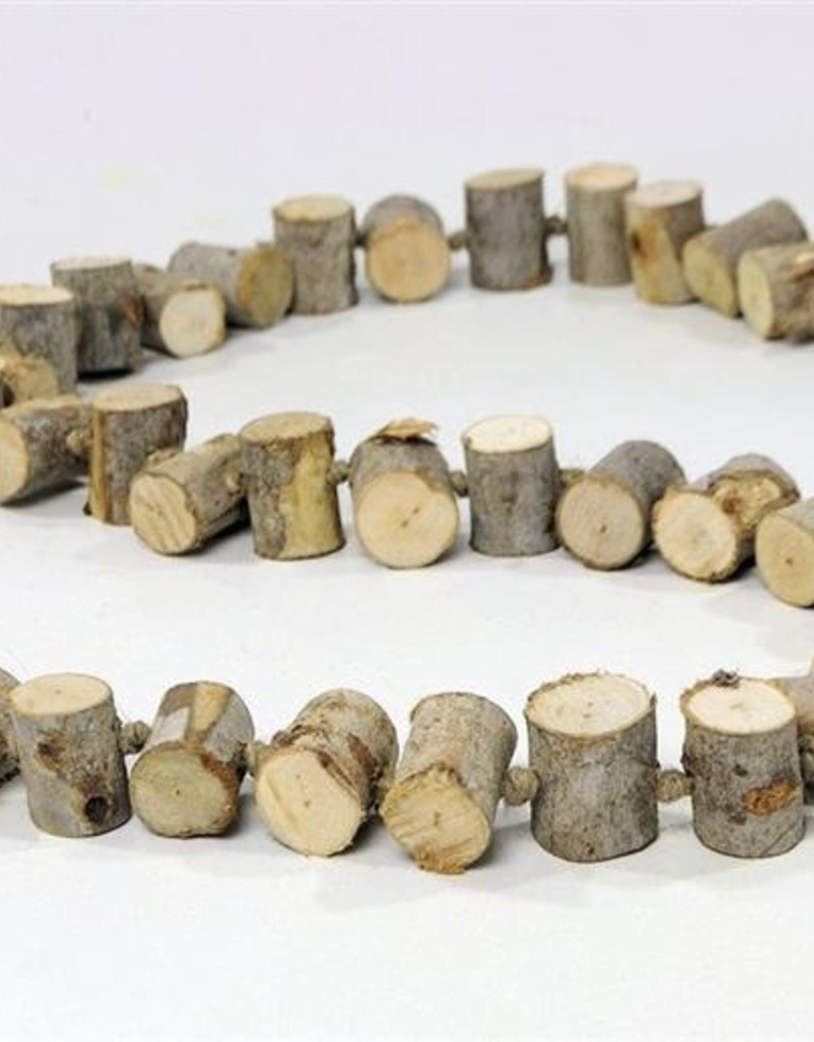 Slinger van Eucalyptus hout