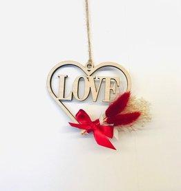 LOVE - hart- klein