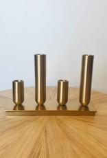 Gouden kandelaar