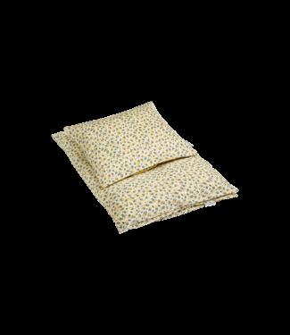 Bed Linen - Wild flower Junior Yellow