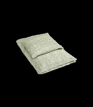Klip Klap Bed Linen Junior - Laurel leaf Green