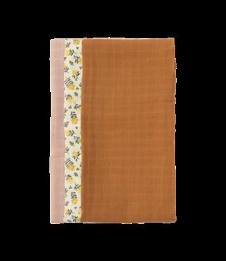 Swaddles 3-Pack – Zacht roze | Bloesem geel | Bruin