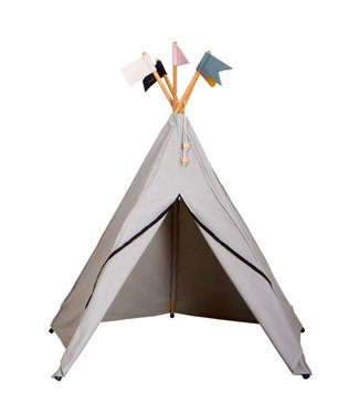 Roommate Hippie tipi play tent, stone