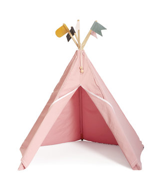 Roommate Hippie tipi play tent, rose