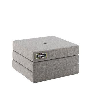 Klip Klap KK 3 Fold Single - Multi grey w. grey