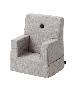 Klip Klap KK Kids Chair - Multi grey w. grey