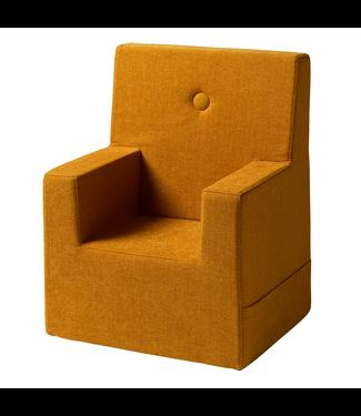 KK Kids Chair XL - Mustard w. mustard
