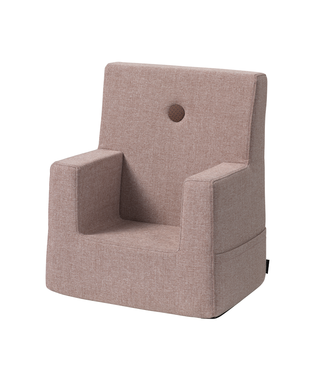 Klip Klap KK Kids Chair - Soft rose w. rose