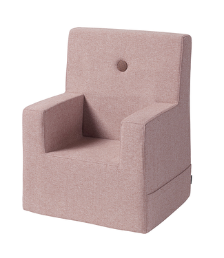 KK Kids Chair XL - Soft rose w. rose