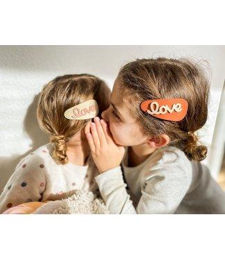 Love Clip Orange