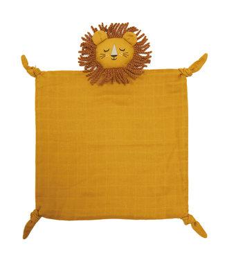 Roommate Knuffeldoekje - leeuw