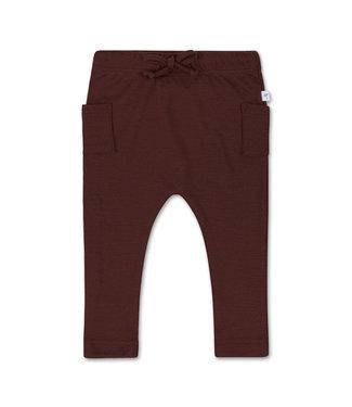 Combi Pants - Chocolade bruin
