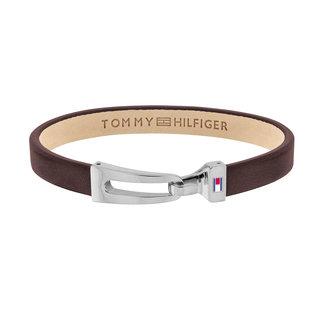 Tommy Hilfiger TJ2790053 - Herenarmband - Bruin