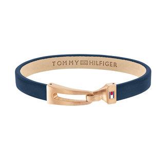 Tommy Hilfiger TJ2790054 - Herenarmband - Blauw