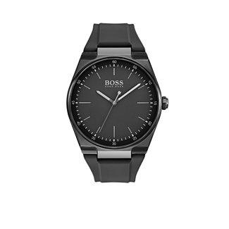 Hugo Boss BOSS HB1513565 Magnitude Horloge - Rubber - Grijs - Ø 42 mm