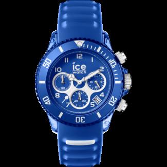 Ice-Watch Herenhorloge Siliconen Blauw Ø48 IW012734