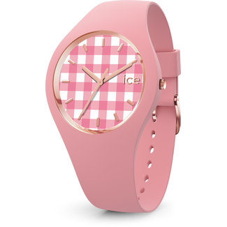 Ice Watch ICE change IW016053 horloge - Siliconen - Roze - Ø 34mm