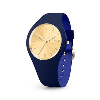 Ice Watch ICE duo chic IW016986 horloge - Siliconen - Blauw - Ø 40mm