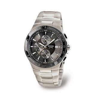 Boccia Boccia Titanium 3773.01 horloge - Titanium - Zilverkleurig - 41 mm
