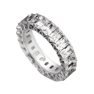 Diamonfire Damesring Zilver Zilverkleurig 61.0977.1082