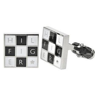 Tommy Hilfiger TJ2700048 - Herenmanchetknopen - Zilverkleurig