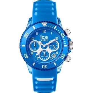 Ice-Watch Herenhorloge Siliconen Blauw Ø44 IW012735