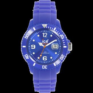 Ice-Watch Unisexhorloge Siliconen Blauw Ø40 IW013767