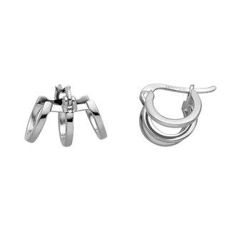 Esprit Damesoorbellen Zilver Zilverkleurig ESER00161100
