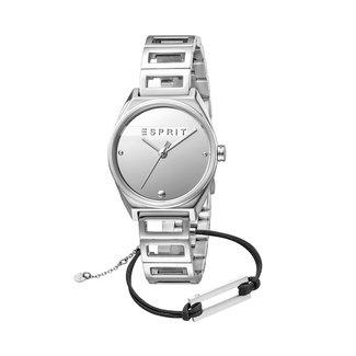 Esprit Dameshorloge Staal Zilverkleurig Ø30 ES1L058M0015