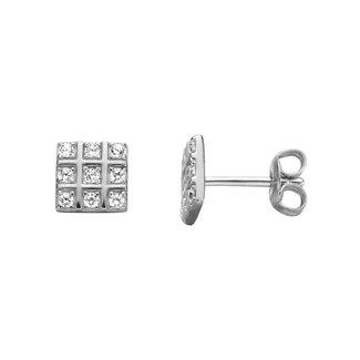 Esprit Damesoorbellen Zilver Zilverkleurig ESER00501100
