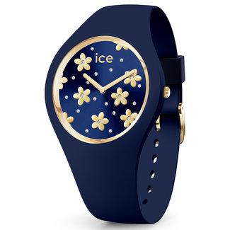 Ice-Watch Dameshorloge Siliconen Blauw Ø34 IW017578