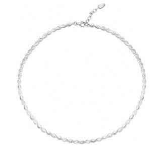 Esprit Damesketting Zilver Zilverkleurig ESNL92710A400