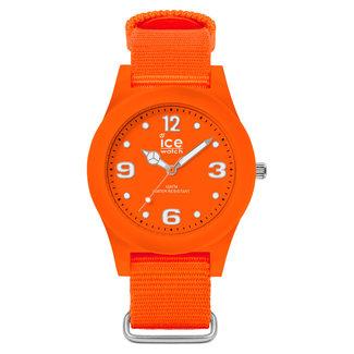 Ice-Watch Unisexhorloge Nylon Oranje Ø36 IW016447
