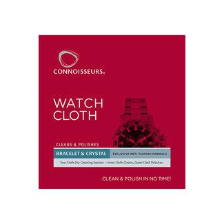 Connoisseurs Horloge schoonmaakdoek CO784 – Poetsdoek voor horloges