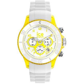 Ice-Watch Dameshorloge Siliconen Wit Ø40 IW000815
