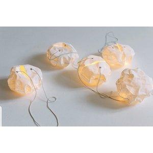 Ekaterina Galera Lichtzak met ledlicht