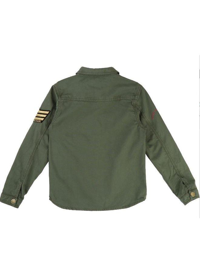 Zadig & Voltaire Bluse khaki